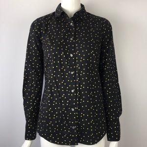 NWT J.Crew Dress Shirt Size 0